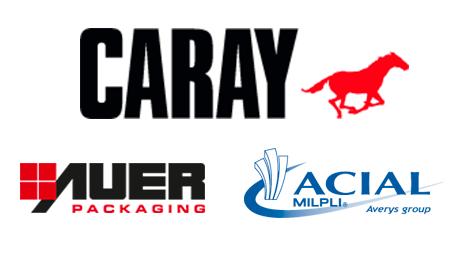 Auer, Caray, Acial logo fournisseurs